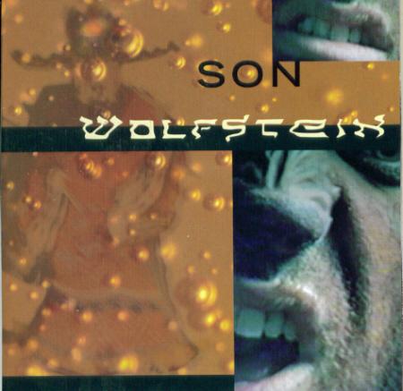 Wolfstein Cover