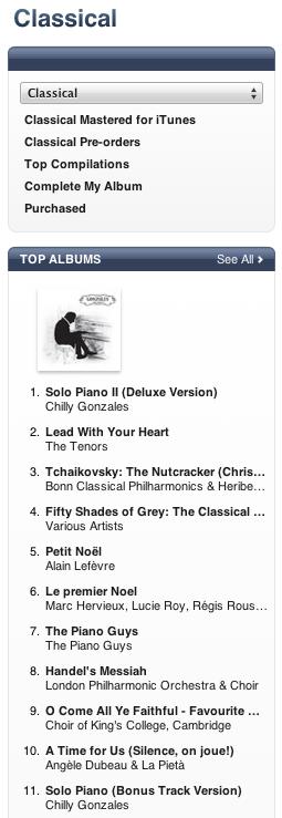 iTunes Classical