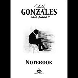 Solo Piano II Notebook