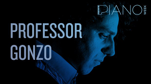 CBC Piano week - Professor Gonzo